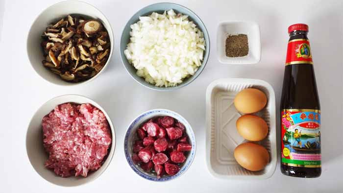 2 ingredients viande