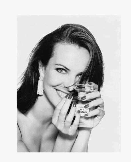 4 1996 Carole BOuquet par Patrick Demarchelier