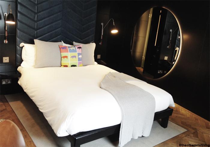 3 hoxton chambre