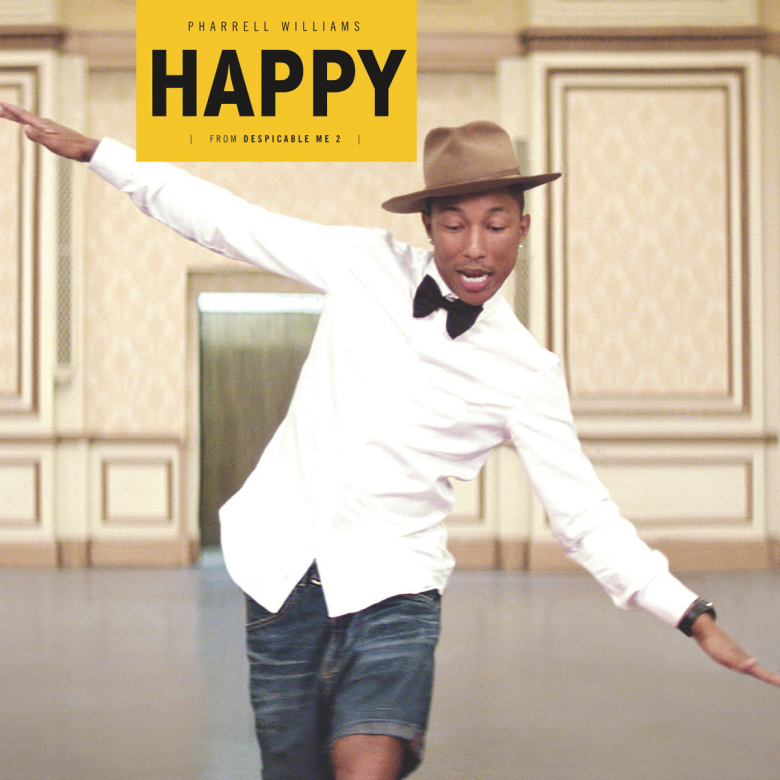 chanson -Pharrell-Williams