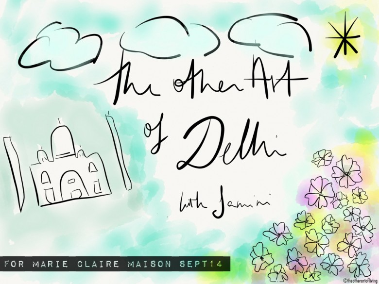 La Couv the other art of delhi copie