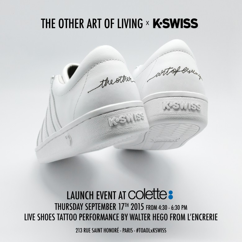 KSWISS x TOAOL-INVITE