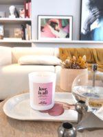 Bougie Mindful Scents - Fleur d'Oranger