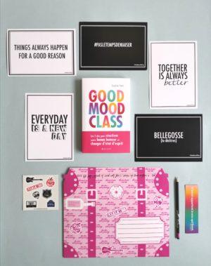 Pochette Surprise - Good Mood Book