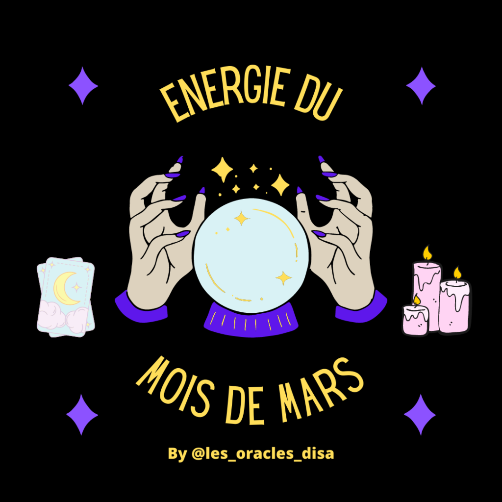 Energie du mois de Mars