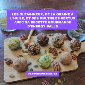 Lisa Nguyen Energy balls