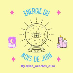 Energie du mois de Juin